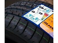 Tyres 215/45R18
