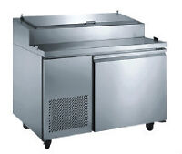 New & Reconditioned food equipment.