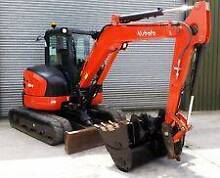 5 TON EXCAVATOR DRY HIRE Campbellfield Hume Area Preview