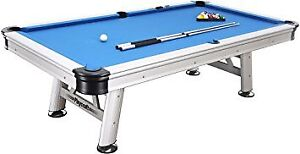 **8FT OUTDOOR POOL TABLE**
