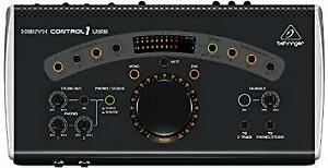 XENYX CONTROL1USB High-End Studio Control and Communication Cen