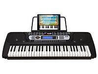 Musical keyboard portable with 54 keys with 100 tune and 100 rhythm