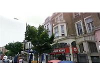 Newly refurbished modern very spacious one bed flat in Earls Court Road