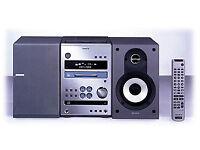 Sony CMT-J3MD Mini-Disc Compact Component Hi Fi System