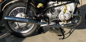 BMW R75/5 R90/6 R90S R100CS R100/7 NEW TWO INTO ONE MAC HEADER SET R100RS R100RT
