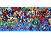 £££ LOOKING FOR ACTION FIGURES & COLLECTIBLES Marvel, Star wars, DC, Transformers Power Rangers etc!