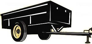 Wanted: WTB 8x5 trailer