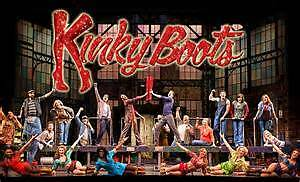 Kinky Boots Friday February 17th 8PM 4 Tickets