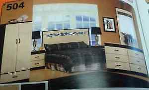 9 PIECE BEDROOM SETS BRAND NEW NEVER USED MATTRESS INCLUDED