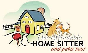 Home And Pet Sitter Available