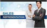 Sales representatives / Représentant de Vente
