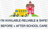PICK UP/DROP OFF TO SCHOOL (ARNOTT CHARLTON+ST JOACHIM SCHOOLS)