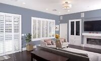 Window Shutters California Wood & Vinyl