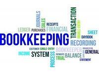 Need a bookkeeper? Vat returns & Management Accounts?