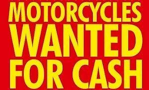 Wanted- Street-Dual Pupose-Mini Bikes that are stored