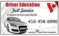 DRIVING SCHOOL,Lesson,Instructor,ROAD TEST in1-2DAYS,CERTIFICATE