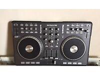 Beginners DJ CONTROLLER Numark Mixtrack Pro 2-Channel DJ Controller £30