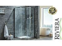 Reflection 900 Quadrant shower doors £139.