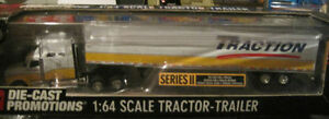 1:64 diecast semi truck tractor trailers wanted
