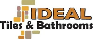 Ideal Tiles and Bathrooms now open