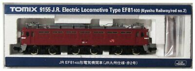 Tomix Escala N J. R. Eléctrico Locomotora Tipo EF81-400 (Kyushu Tren /...
