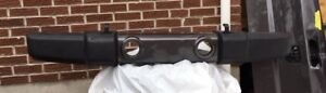 Jeep Wrangler front and rear bumpers