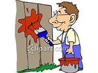 FENCE AND SHED PAINTING, JOINERY REPAIRS, HANDYMAN WORK ETC