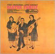 CARTER FAMILY : ORIGINAL & GREAT (CD) sealed