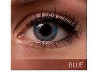 Freshlook Colorblends Natural Looking in Blue Color