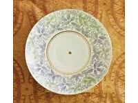I am looking for someone to drill holes in the centre of ceramic plates