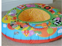 Galt playnest and tummy time roller