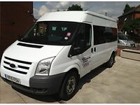 Cheap Manchester Minibus Hire - Call Now For A Free Quote - Save 23% Today