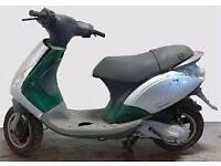 Zip 50cc moped