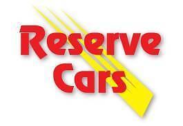 Reserve Cars