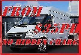 CHEAP MOVER -1 man & van hire / cheap removalists Parramatta Parramatta Area Preview
