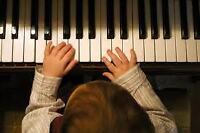 COURS DE PIANO -RÉSULTATS GARANTIS-  TARIF SPÉCIAL KIJIJI !