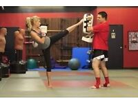 Free class - combat inspired fitness