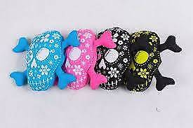 Day of The  Dead Dog Toys 4 Colours Available