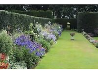 EXPERIENCED LIVE OUT GARDENER / GROUNDSMAN REQUIRED NEAR WANTAGE, OXON