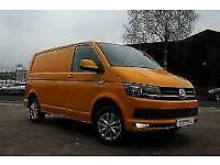 2019 Chrome Yellow VW T6 Camper Van, Campervan, Brand New Conversion T/Gate