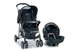 Graco Mirage Stroller and Car Seat USED