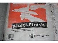 Multi Finish Plaster