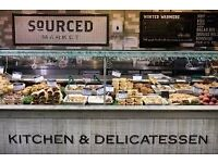 Team Member food/drink retail - 8am to 6pm Saturday and Sunday £8.50 per hour