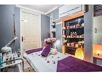 Beauty Treatments including Massage, Facials, Waxing
