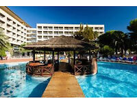 all inclusive holiday for two in a twin room 15kg luggage and transfers included 6-13th june