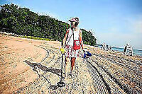 FIND LOST METAL OBJECTS. RENT A METAL DETECTOR