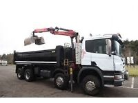 Muck away, rubbish clearance, hazardous waste disposal removals, deliveries, day work hire