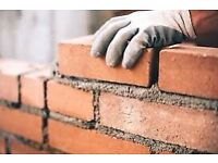 Bricklayer required for a week