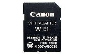 Canon Wifi Adapter