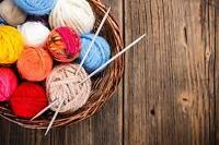 Are you looking for knitted items ??